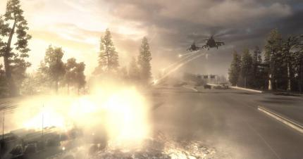 World in Conflict - PlayStation 3