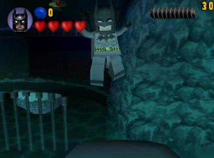 Cooles Gameplay-Video und erste Nintendo-DS-Screens zu LEGO Batman
