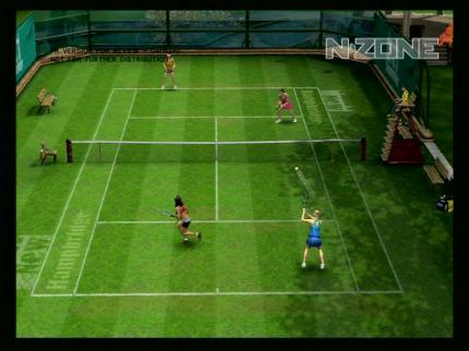 Test-Video zu Top Spin 3 für Wii