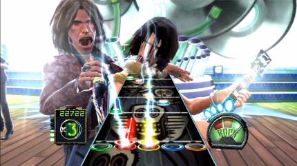 Test-Video zu Guitar Hero: Aerosmith für PS3