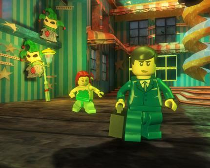 Lego Batman: Mehr als 15 Minuten pures Gameplay im Video