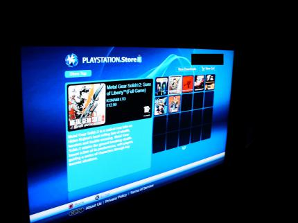PlayStation 2 Spiele im PlayStation-Store