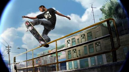 Screenshot aus Skate 2 (PS3 / Xbox 360)