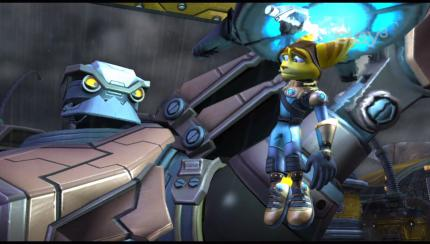 Test-Video zu Ratchet & Clank: Quest for Booty für PS3