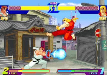 Street Fighter Alpha ab Donnerstag im PlayStation Network
