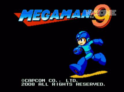 Test-Video zu Mega Man 9 für Virtua Console