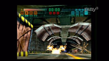 Flashback-Video zu Tunnel B1für PSone