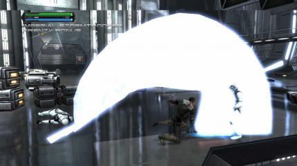Star Wars: The Force Unleashed Test