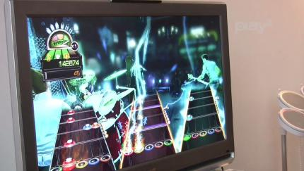 Vorschau-Video zu Guitar Hero: World Tour für PS3