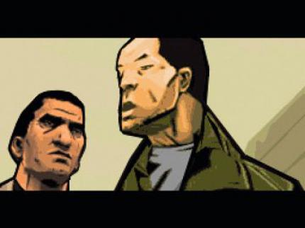Satte 120 Minuten Videosequenzen in GTA: Chinatown Wars