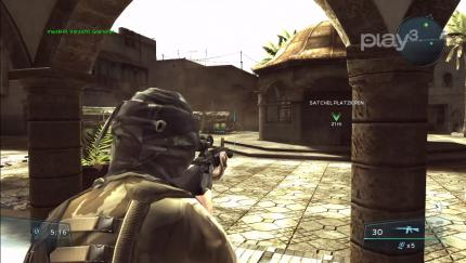 Vorschau-Video zu SOCOM Confrontation