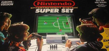 Nintendo Superset