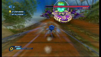 Sonic Unleashed - Wii  (4)