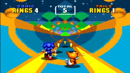 Sonic The Hedgehog 2 - SEGA Mega Drive Ultimate Collection (BILD: SEGA) (2)