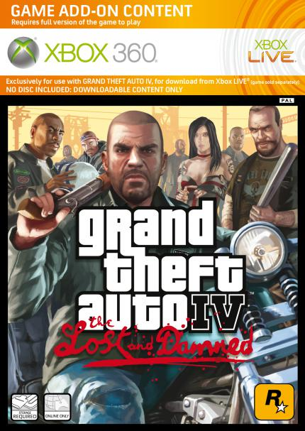 'GTA IV: The Lost And Damned' ist dies Woche, der Deal of the Week!