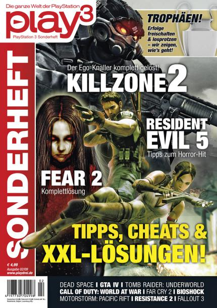 play³-Sonderheft 02/09