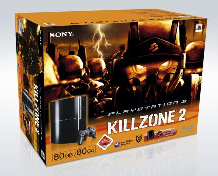 Killzone 2 - PS3-Bundle
