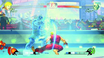 Street Fighter IV - PlayStation 3 (BILD: X3) (3)