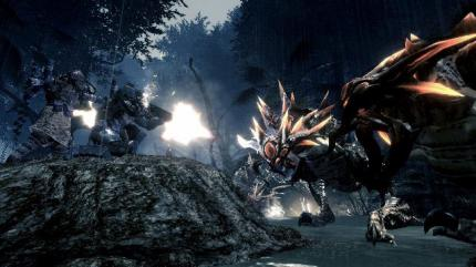 Screenshot aus Lost Planet 2 (PS3 / Xbox 360)