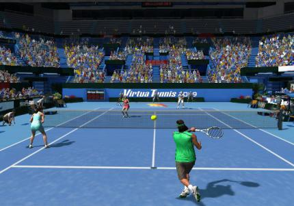 Virtua Tennis 2009 Screenshots für Wii (2)