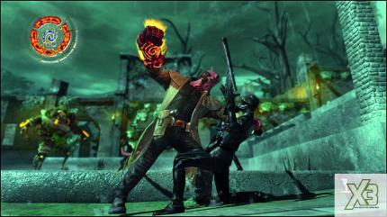 Xbox 360 - Hellboy: The Science of Evil