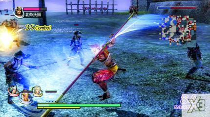 Xbox 360 - Warriors Orochi 2