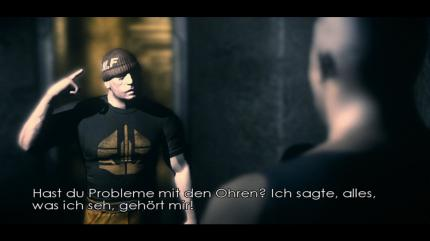 Bild aus Escape from Butcher Bay aus dem Titel The Chronicles of Riddick: Assault on Dark Athena für PlayStation 3.   (34)