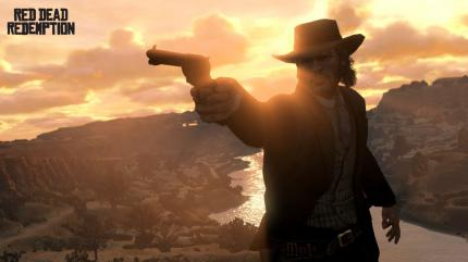 Screenshot aus Red Dead Redemption