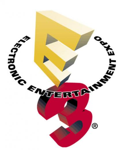 Das Logo der E3 (Electronic Entertainment Expo).