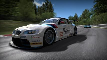 Der BMW M3 GT2 in Need for Speed: Shift.