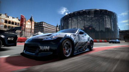 Screenshot aus NFS: Shift