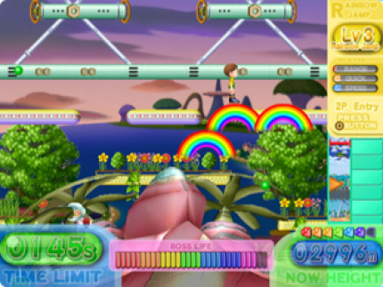 WiiWare-Update - Rainbow Islands: Towering Adventure