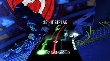 DJ Hero - Screenshots aus der Xbox-360-Version (3)