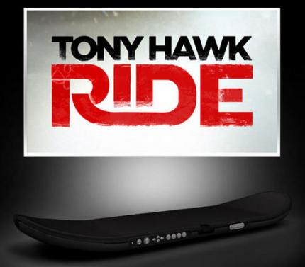 Skateboard-Controller für Tony Hawk Ride