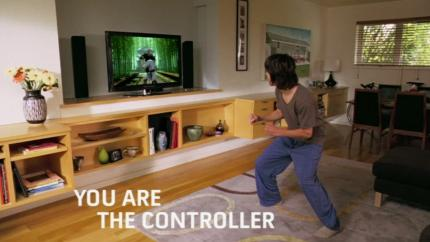 Project Natal: You are the Controller