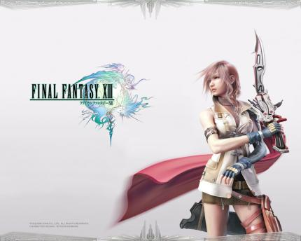 HD-Wallpaper zu Final Fantasy 13