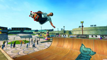 Tony Hawk: Ride - Offizieller Soundtrack mit Beatsteaks, Wolfmother u.v.a. enthüllt