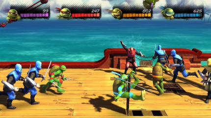 Teenage Mutant Ninja Turtles: Turtles in Time (6)