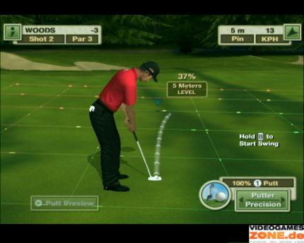 Tiger Woods PGA Tour 10 Wii Test (1)