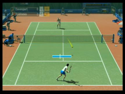 Virtua Tennis 2009 Screenshots für Wii (4)