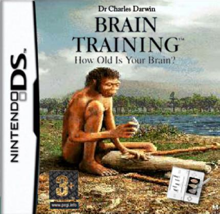 Dr. Charles Darwin Brain Training