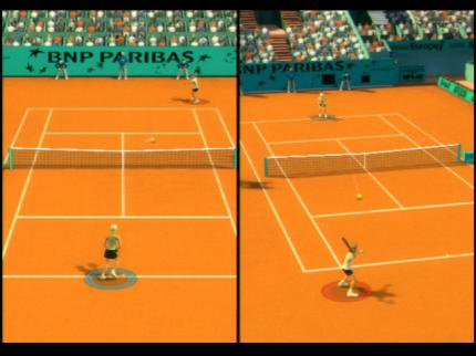 Virtua Tennis 2009 Screenshots für Wii (6)