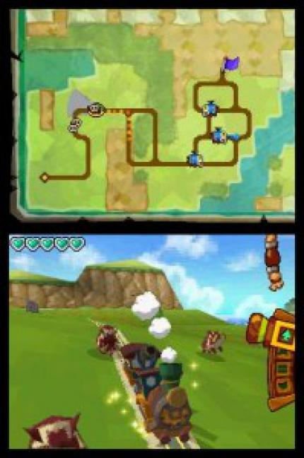 The Legend of Zelda: Spirit Tracks (7)