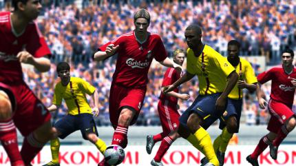 Screenshots aus PES 2010 (3)
