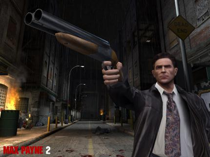 Screenshot aus Max Payne 2: The Fall of Max Payne (PC)