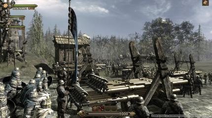 Neuer Screenshot zu Kingdom Under Fire 2 für Xbox 360.