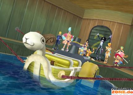 Screenshots aus One Piece Unlimited Cruise 2 (3)