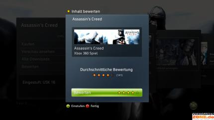Xbox 360 Dashboard Screenshot (6)
