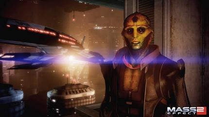 Neue Screenshots aus Mass Effect 2 enthüllen den Charakter Thane. (2)