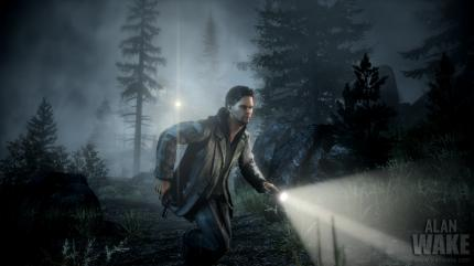 Screenshots aus Alan Wake.